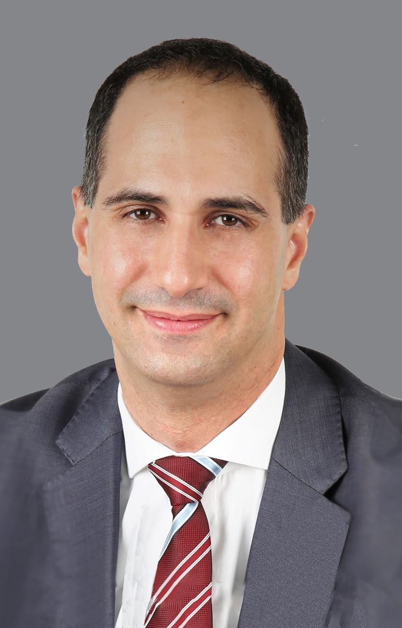 Gregory Zoughbi, Chairman of the Board